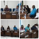 Audiência pública para tratar da modalidade de cobrança de tarifa da conta de água da população.