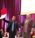 Raimundo Costa é diplomado Deputado Federal.